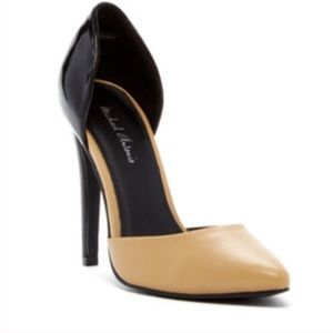 Michael Antonio Shoes - Michael Antonio Color Block Pumps