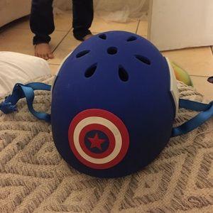 Other - Captain America helmet