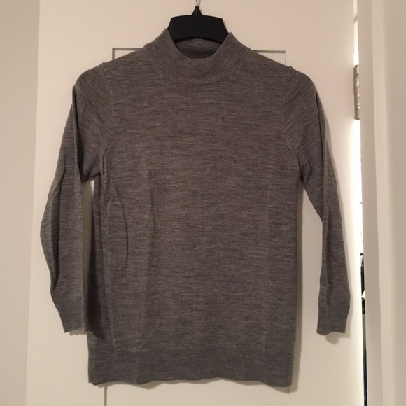 d8e56bb48c J. Crew Tippi Mockneck Sweater