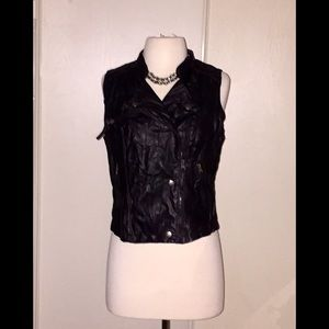 Jackets & Coats - 😎Distressed Biker Vest