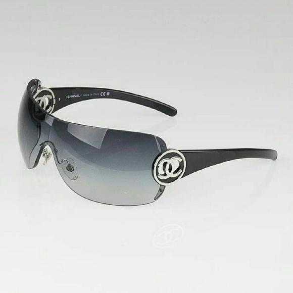 2230a2c701 CHANEL Accessories - Chanel Rimless Shield CC Logo-4140
