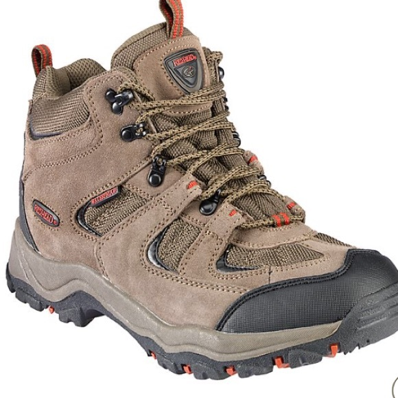 60% off Shoes - RedHead Caliber Waterproof Hiking Boots for Ladies ...