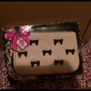 NWT Betsey Johnson wallet/clutch!
