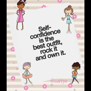 Accessories - Self Confidence!