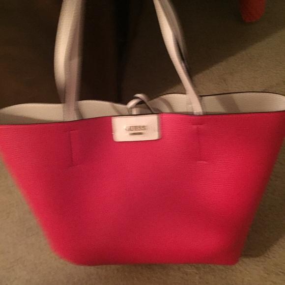 Guess Reversible Tote Handbag