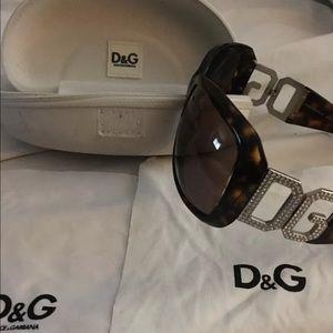 Dolce & Gabbana square sunglass
