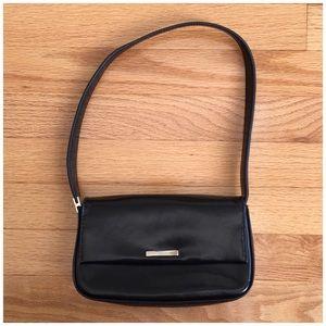 NINE WEST | Black Shoulder Bag