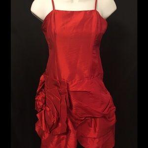 Moa Moa Dresses & Skirts - 🎉‼️ NEW Arrival 🎉‼️ Moa Red Mini Bubble Dress😍