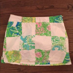 Lilly Pulitzer skirt 00