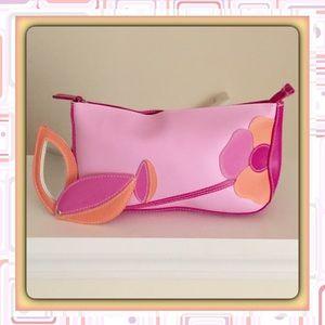 Elizabeth Arden Handbags - Elizabeth Arden Makeup bag with mirror