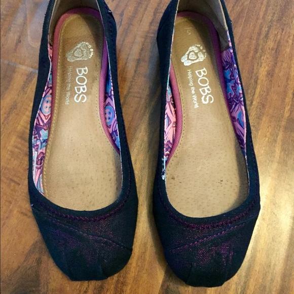 bobs flats shoes