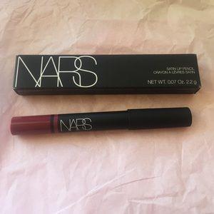 Nars Hyde Park 9209 Satin Lip Pencil NIB!