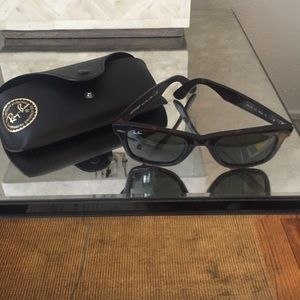 Authentic Ray-ban sunglasses