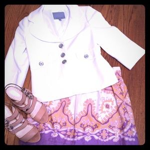JCrew Linen Skirt