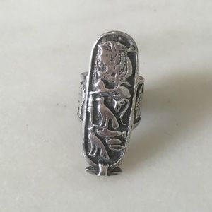 Low Luv x Erin Wasson Jewelry - Low Luv x Erin Wasson Hieroglyphic Ring