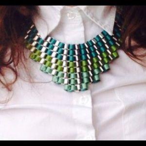 CLOSING SALE Boutique Bib Necklace