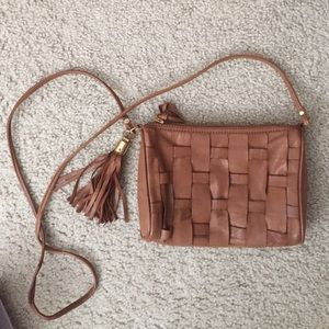 Small Topshop leather purse