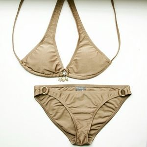 Old Navy | Seashell Charm Bikini Set