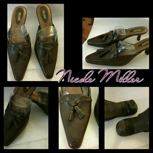 NICOLE MILLER LEATHER CONGO