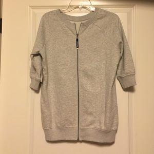 Superdry Tops - Superdry zip front sweatshirt