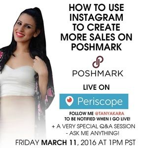 Thanks for watching! #PoshScope Watch It Now!!!!