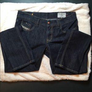Diesel Denim - Diesel Livy Straight Leg Jeans