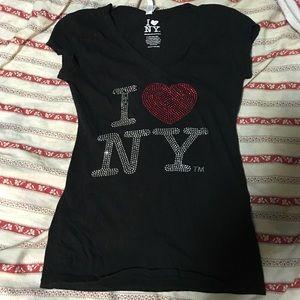 I ❤️ NY t shirt