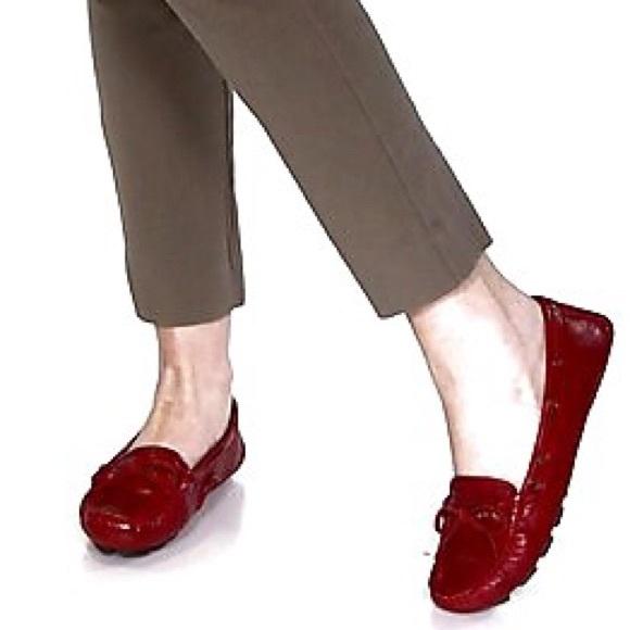 2dd848c48d7 Frye Shoes - Frye Reagan campus driving moc red 7