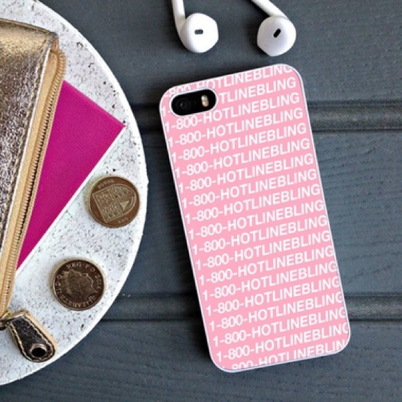 best sneakers 7bde3 b3d4a 🆕 Hotline Bling Drake Case iPhone, Samsung $10📞 NWT