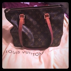 Louis Vuitton Cabas Piano tote
