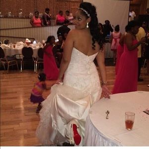 christian louboutin 2016 bridal