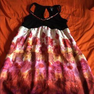 NBW NWOT Torrid Dress, size 2