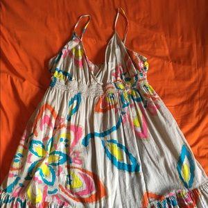 Worn Once | Old Navy Spaghetti Strap Dress, XXL