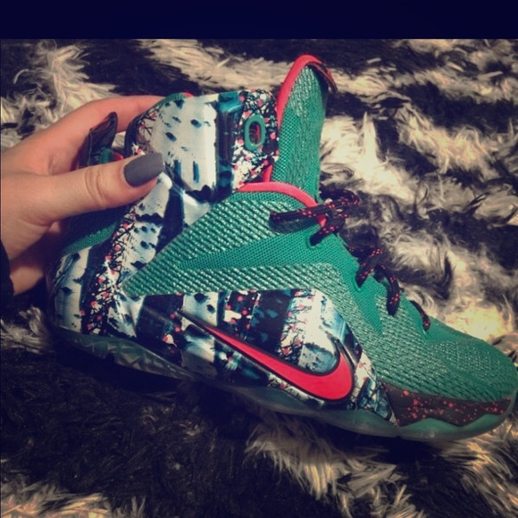 28% off Nike Other - Lebrons Size 5 on kids from Suri's closet on ...