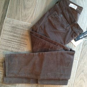 GAP Pants - Brown corduroy legging jeans