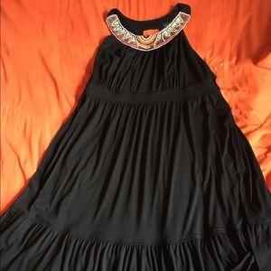 Dress w/ tribal detail, Sz 2