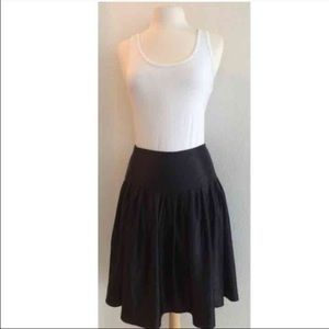 EXPRESS 100% Silk Skirt