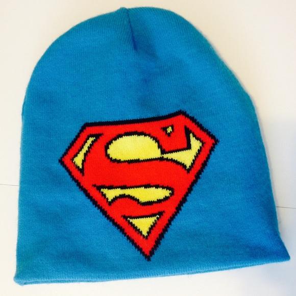 Superman Winter hat🌙🌟⭐ 💥 6a3efd028d5