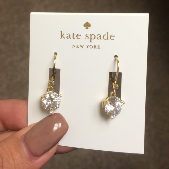 4c634c7cc6a81 NWT Kate Spade New York Rise and Shine Earrings NWT