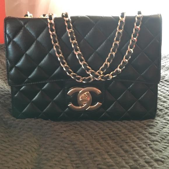 f3a61a5401ad CHANEL Bags   Vintage Lambskin Bag   Poshmark