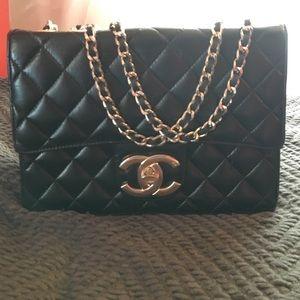 Vintage Chanel lambskin bag
