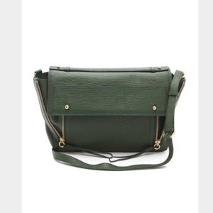 3.1 Phillip Lim Poshili Messenger Bag Jade