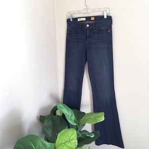 Anthropologie Pilcro Wide Leg Jeans