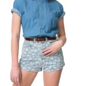 AA • High Waisted Shorts