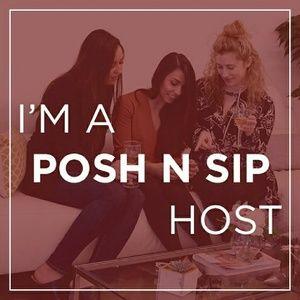 I'm hosting a Posh N Sip Indiana