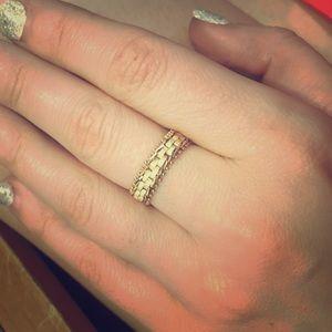 Jewelry - 14kyellow Gold Mesh Ring