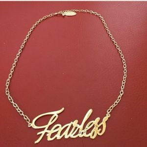 Adia Kibur Jewelry - LAST ONE✔️‼️HOST PICK! FEARLESS gold necklace