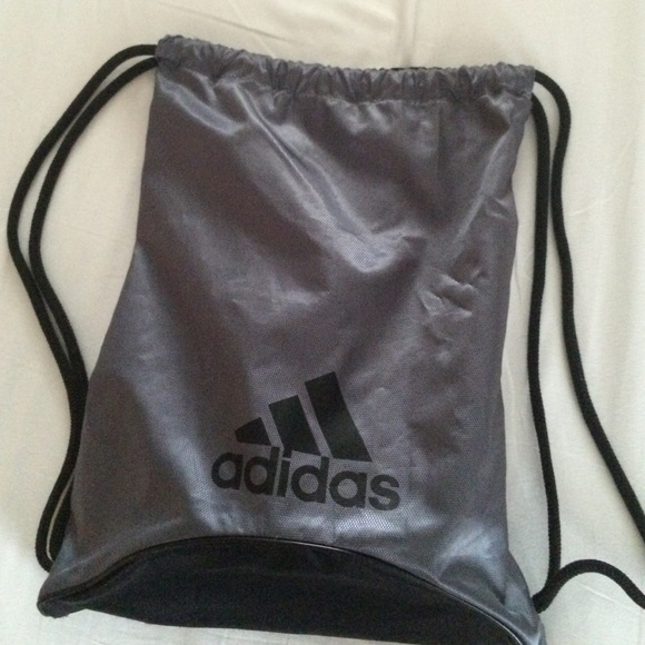 Buy adidas string bag   OFF54% Discounted 7c04f1a387