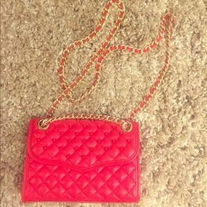 Rebecca Minkoff quilted Leather Bag with Studs