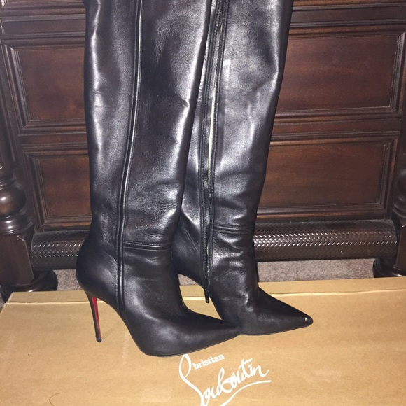 084c62f192c Christian Louboutin Red Bottom Boots